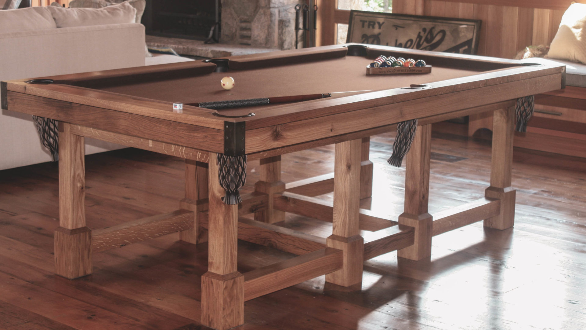 Custom Billiards