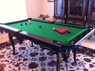 Custom 3x6 Snooker