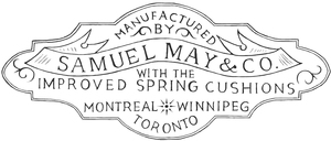Samuel May & CO Logo