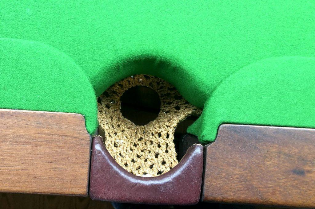 English Side Snooker Steel Rail